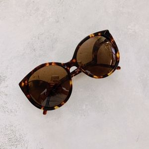 House of Harlow Robyn Tortoise Sunglasses